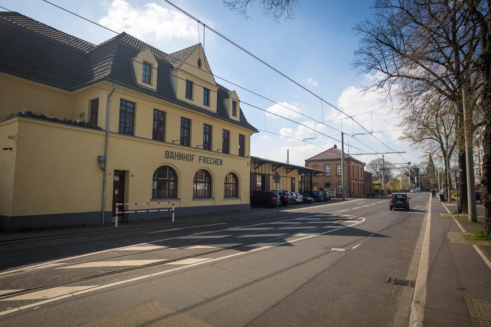 Alter Bahnhof Stadt Frechen